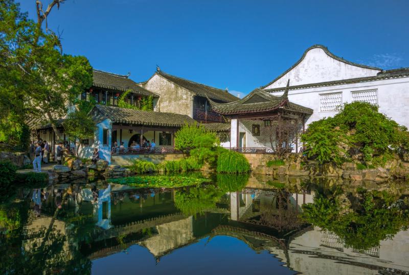 中国传统园林