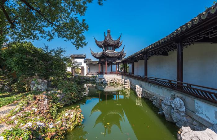 """""""无水不成园""""——中国传统园林中水的重要性"""