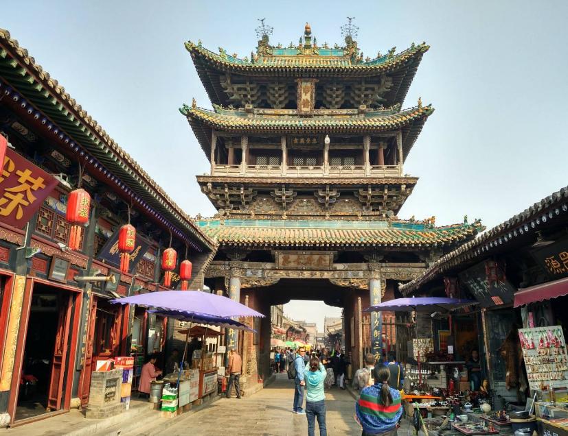 中国十大历史老街