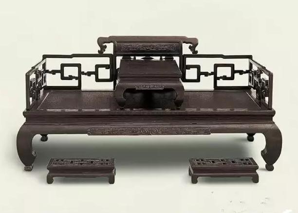 古代罗汉床
