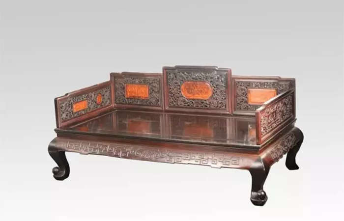 罗汉床——古代卧式家具中的典型代表