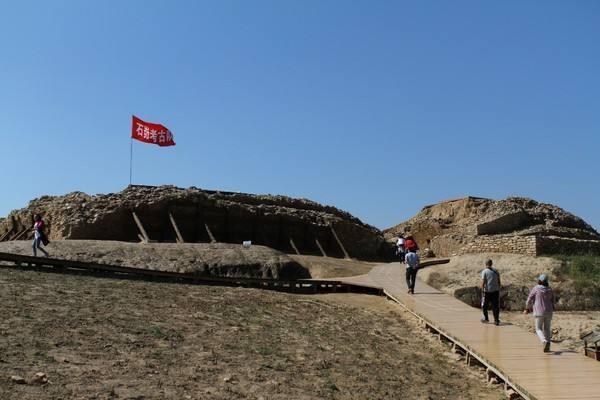 石峁遗址考古队