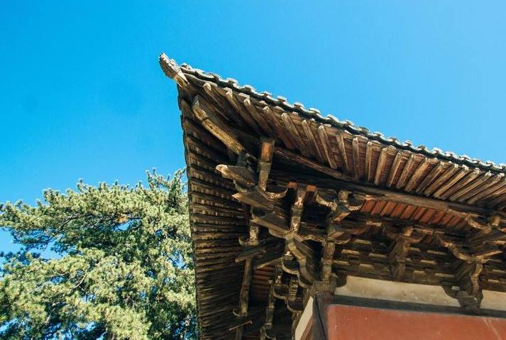 古建筑木建筑