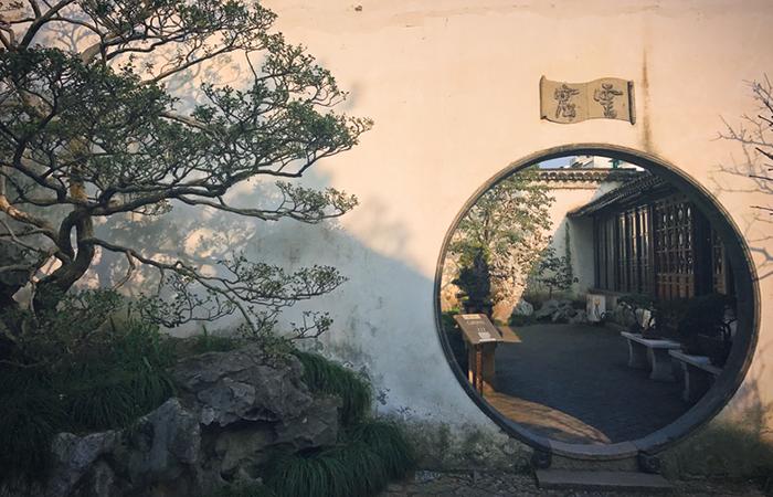 墙体——中国园林建筑中必不可少的元素