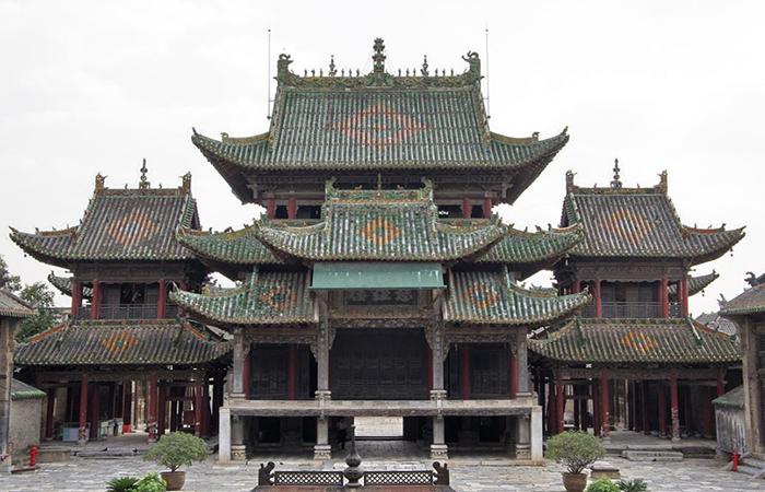 聊城山陕会馆——唯一保存至今的会馆建筑