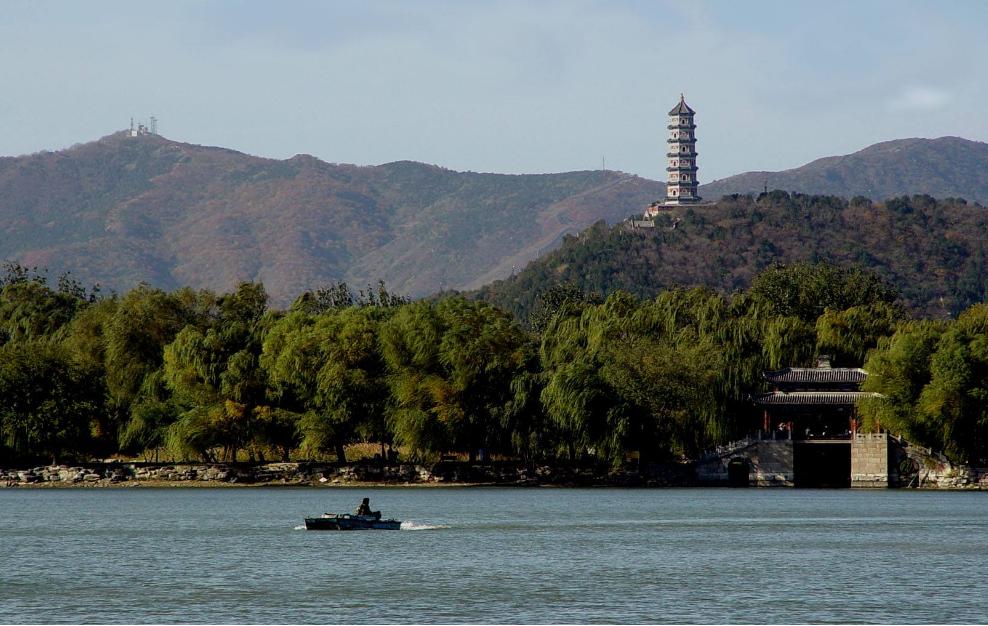 中国古塔建筑