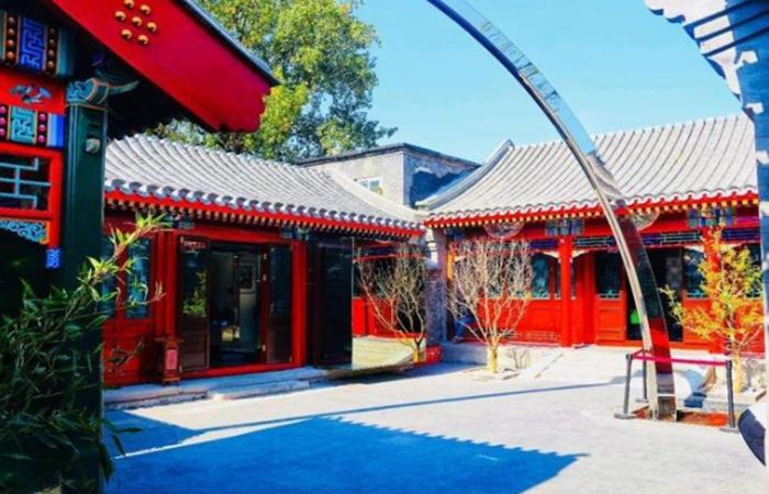 北京秋日打卡地——东四胡同博物馆上演非遗文化手工体验