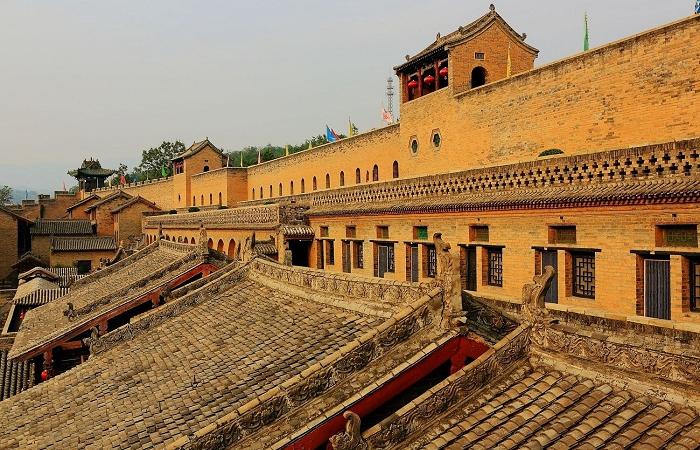 皇城相府——东方第一双城古堡