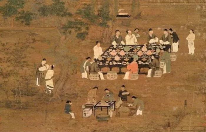 古代人宴会吃什么?看宋朝大臣的宴会菜单!