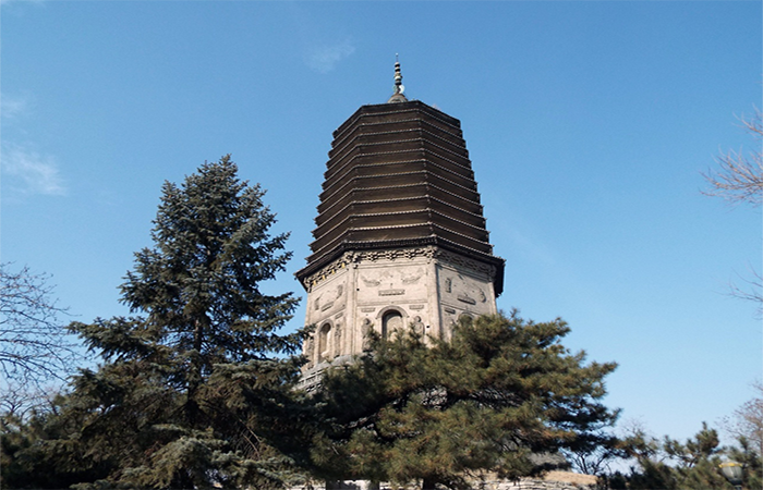 古代各个朝代的塔,都有什么特点?