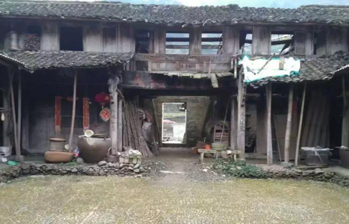 寮车头村的古民居建筑特色