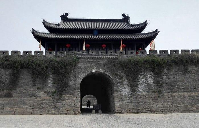 寿县古城墙——国内保存最为完好的宋代古城墙