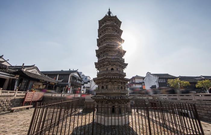 国庆旅游推荐丨盘点上海古镇,你想去哪里?