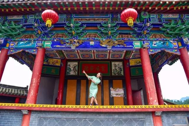 华阳古镇·古戏台
