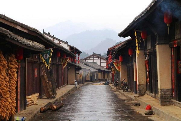华阳古镇街道