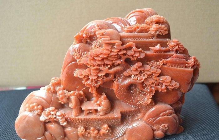 寿山石雕起源于哪个朝代?