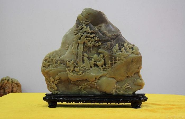 浅谈寿山石雕制作工艺流程和雕刻技法
