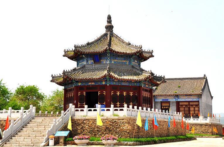 赫图阿拉城·汗宫大衙门