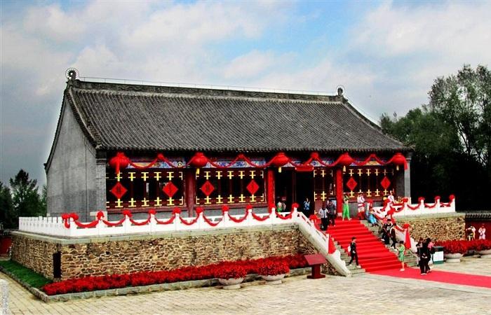 赫图阿拉城·正白旗衙门