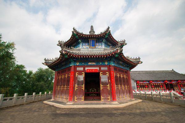 赫图阿拉城·地藏寺