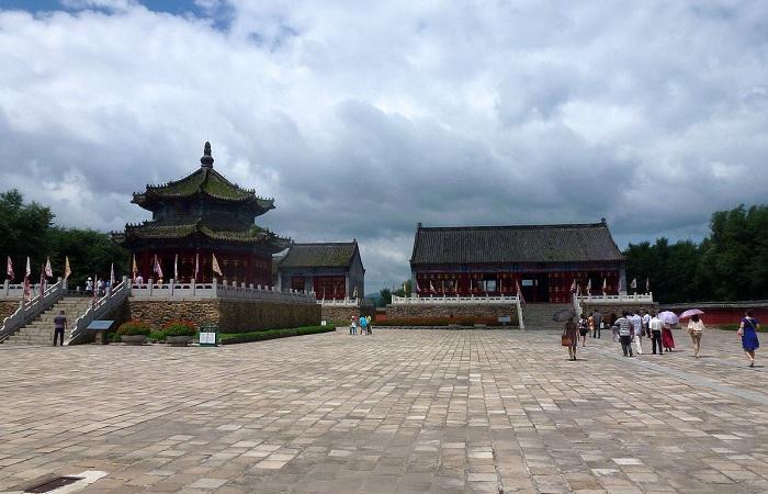赫图阿拉城——清王朝的发祥地