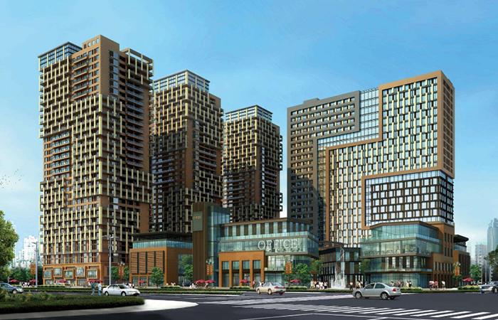 关于城投昌建锦绣城项目设计的招标公告