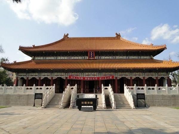 哈尔滨文庙·大成殿