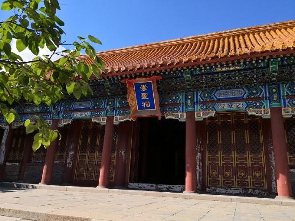 哈尔滨文庙·崇圣祠
