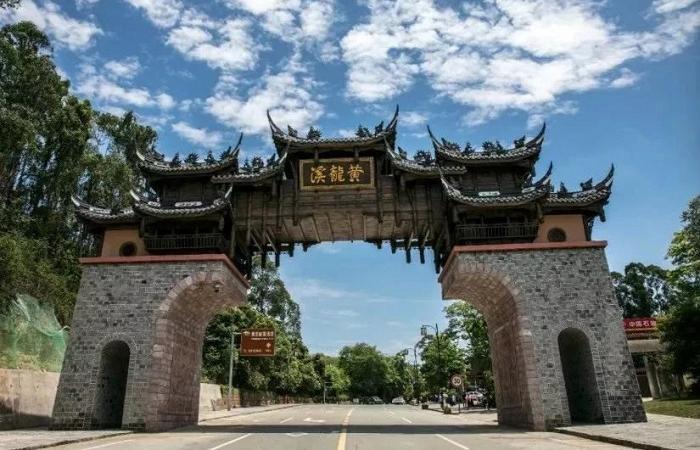 成都黄龙溪古镇——中国天府第一古镇