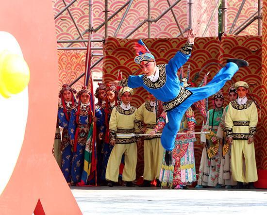中国戏曲文化