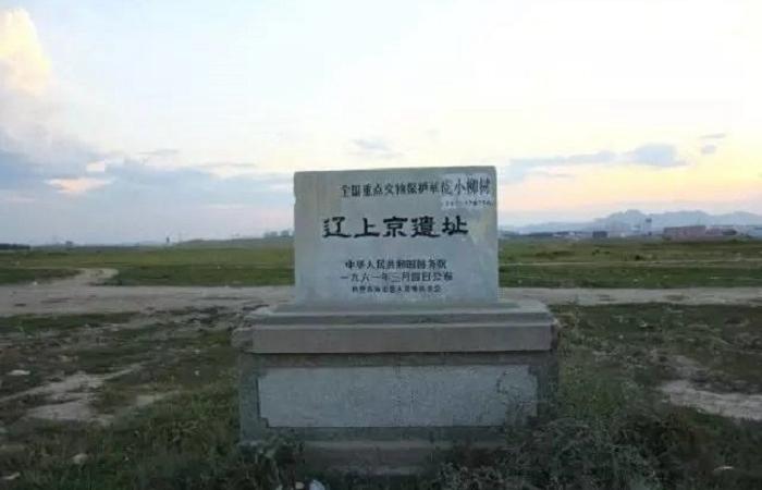 内蒙古辽上京发现两座大型宫殿遗址