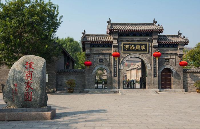 """河南古建筑康百万庄园:""""中原三大官宅""""之一!"""