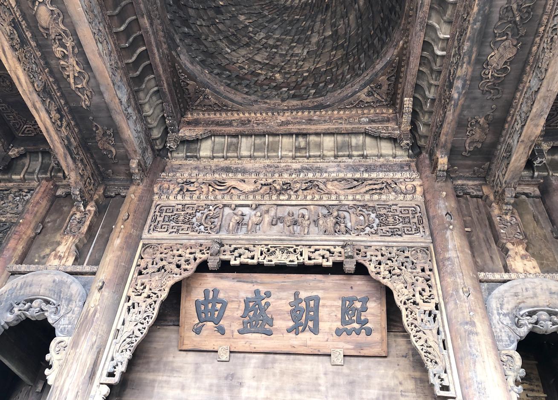 中国古代戏楼