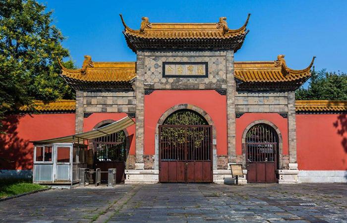 盘点南京古建筑旅游景点,赏秋好去处有哪些?