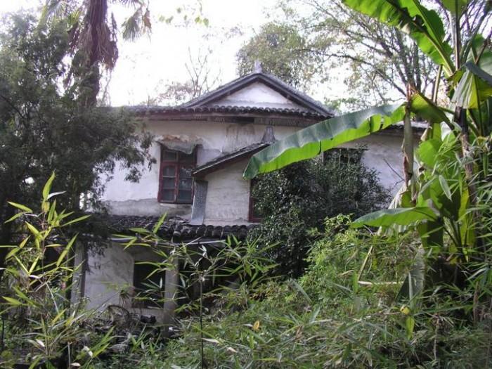蔡元培故居——杭州西湖边历史保护建筑出售