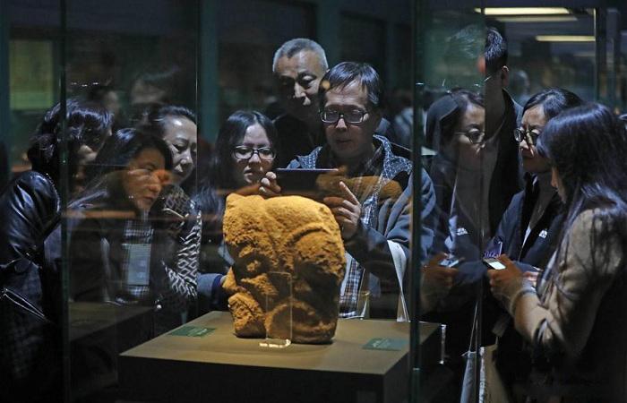 辽宁展出246件红山文化出土文物,揭开千年文明神秘面纱