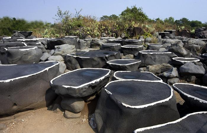 海南洋浦千年古盐田:我国最早的一个日晒制盐点