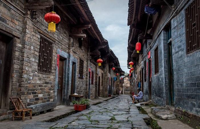 板梁古村入列第八批全国重点文物保护单位