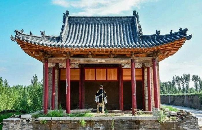 山西古戏台——繁华落尽的乡村圣殿