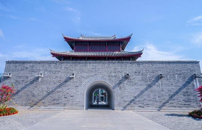 崖州古城——中国最南端的千年古城