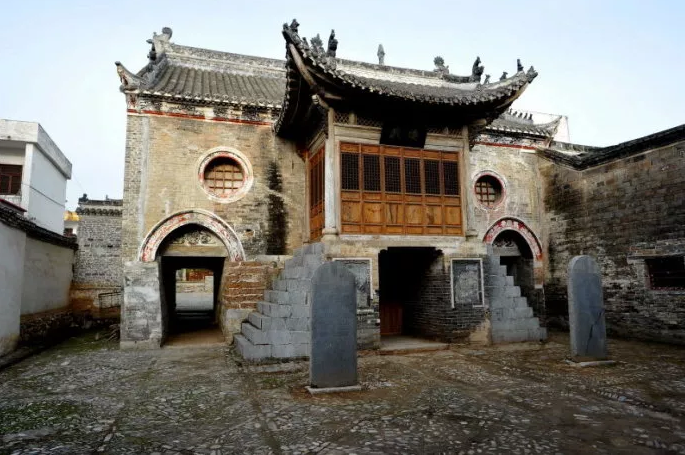 荆紫关古建筑群