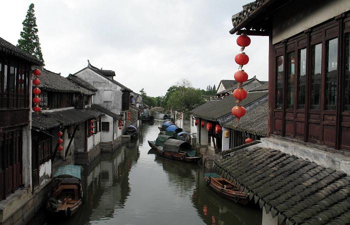 中国古代建筑风水中的阴阳相辅文化
