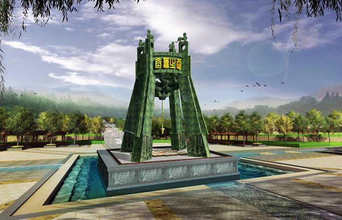 崔哲-主题公园景观设计