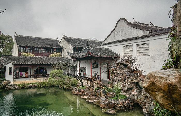 网师园——苏州四大名园之一