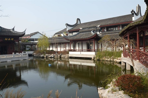 上海召稼楼古镇礼园