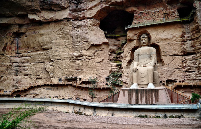 临夏炳灵寺石窟——丝绸之路上的世界文化遗产