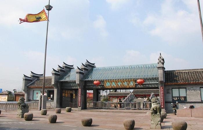 郑氏十七房:中国封建社会民宅建筑的最后一个高潮