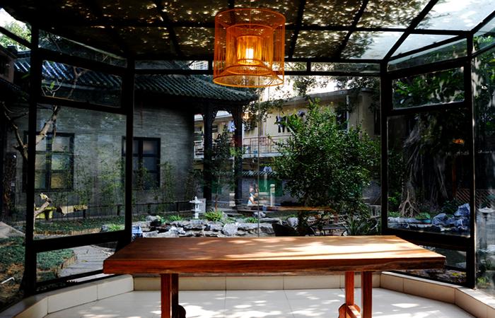 中式庭院对于景观布局,有什么讲究?