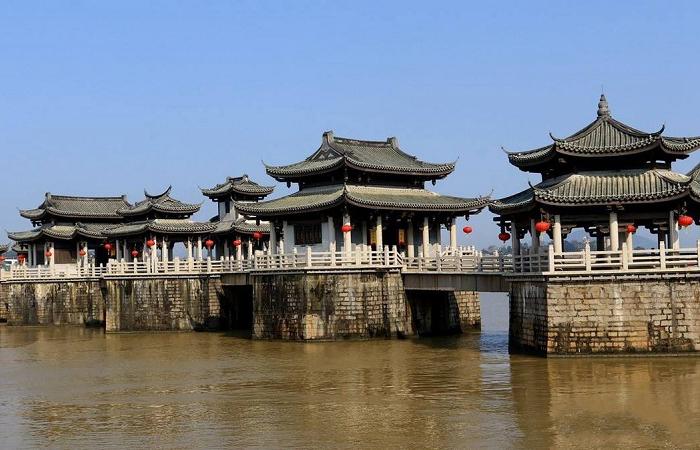 中国四大古桥分别有什么特点?