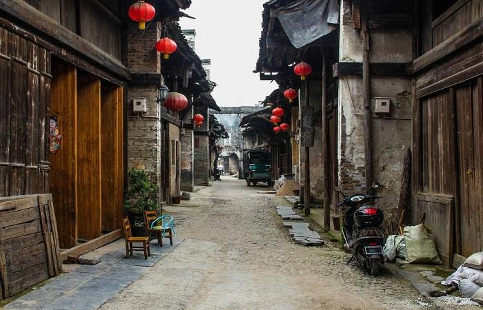 扬美古镇——南宁市保存最为完整的明清古建筑